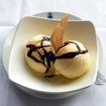 Ice Cream Dessert.
