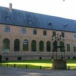 "Main building of the ""priorij"""