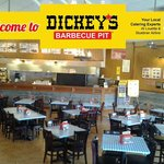 Welcome to Dickey's Barbecue Pit!