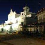 la chiesa di notte
