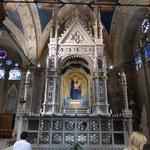 La Virgen de las Gracias.