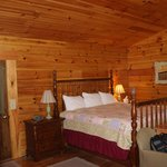 Foto de Cripple Creek Bed and Breakfast Cabins