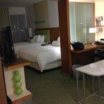 SpringHill Suites Huntsville Downtown Foto