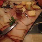 Le plateau de Fromages pour 2