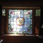 Stellar Jay's Suite - sitting room window