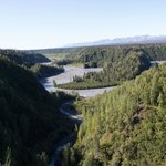 Talkeetna River Valley
