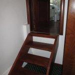 steps to loo