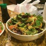 Yummy Seafood Salad!