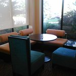 Small dining or meeting seating