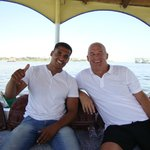 Private Motor Boat across the Nile