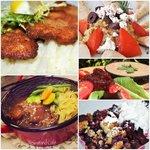 Dinner Menu Mix
