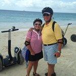J & B from Austin, TX - great beach ride