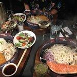 meals at Teppan260