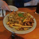 Fries with Cheese & Gravy