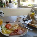 Photo de Piazza Cafe-Snack