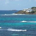 Beach Veiw of the Caribbean