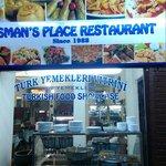 Superb turkish food