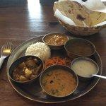 That famous veg thali