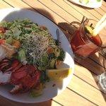 Chopped Salad w/Lobster