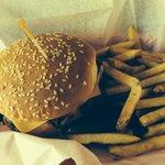 Bob's BBQ & fries.