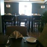 Intérieur Restaurant La Galette