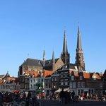 Plaza y torres de Oostpoort