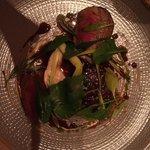 Rump of Beef with sea vegetables