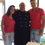 Con lo Chef Federico Valicenti