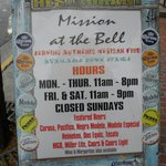 Mission At the Bell