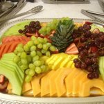 Yummy Fruit Platter for Special Occasion