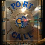 Port of Call sign