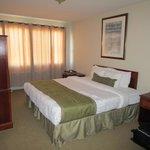 bedroom - room 201