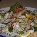 Seafood Salad sfizioso