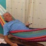 try the mayan hammock