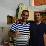 Fares and Emil, hosts of Al Mutran.