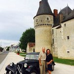 Chateaux country with Loire Valley Time Travel Tours.