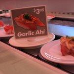 Garlic Ahi