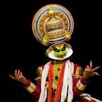 Kathakali performance, Alappuzha, Kerala