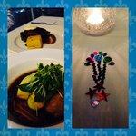lovely birthday dinner