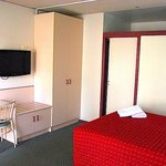 Queen rooms all with flat screen TV's