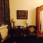 Old school furnishings