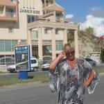 вход в отель!!))))))