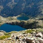 Lago de Capitello e du Melo GR 20. Foto di Giovanni Fusco