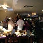 xmas brass band evening