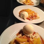 Orange and Cointreau Crepes Suzette