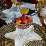 Breakfast.......