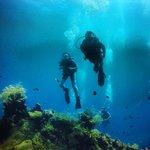 Plongée avec Bali Reef Divers à l'épave du Liberty