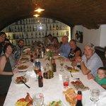 samen gezellig tafelen