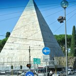 The Pyramind in Rome