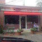 New Canaan Tony's Deli & Catering on Pine Street